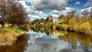 Hereford Cathedral River Wye