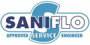 Saniflo Approved Service Engineer Logo