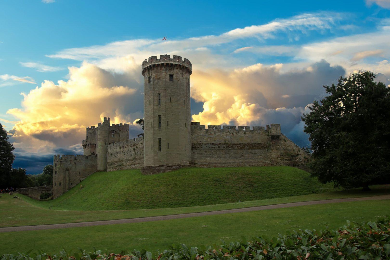 image of Warwick Castle, Warwick
