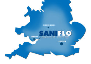 Saniflo map